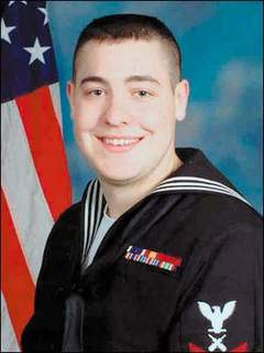 Petty Officer 2nd Class Jared Krutke